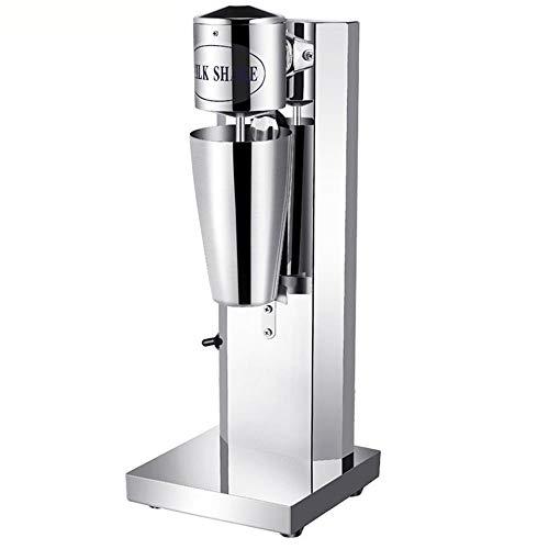 Gaone Leche Shaker Mixer Frappe Sacudida eléctrica ajustes de Velocidad 2 Acero...