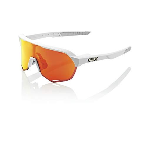 100% S2 Brille Matte Off White 2020 Fahrradbrille