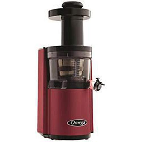Omega Juicer VSJ843R (Red)