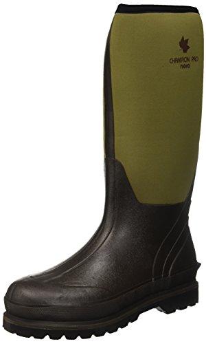 Nora Champion Pro, Stiefel Arbeit Unisex–Erwachsene, grün - grün - Größe: 45