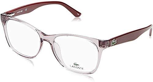 Lacoste Damen L2767 662 54 Brillengestelle, Pink (Rose Nude)