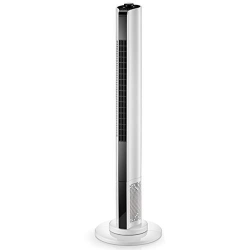 Ventilatori A Torre ,Ventilatori Ventilatore Digitale Mini Tower Igenix DF0021, 12 Pollici, 3 Velocità, Oscillazione, Funzionamento Ultra Silenzioso, Timer Da 15 Ore Con Spegnimento Automatico, Ventol