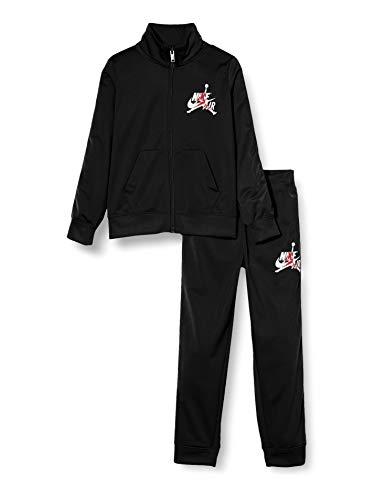 NIKE Tricot Pant Set - Chándal para niño, Niños, Chándal, 857146, negro, 5-6 años