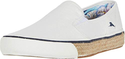 Tommy Bahama Pacific Palms White 8 D (M)