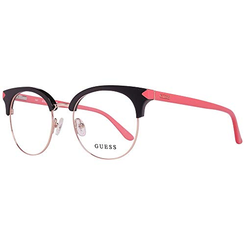 Guess GU2671 49005 Brillengestelle GU2671 005 Rund Brillengestelle 49, Pink