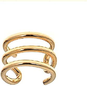 Ear Cuff cuff no Gold Wrap Seattle Mall piercing Trust Min