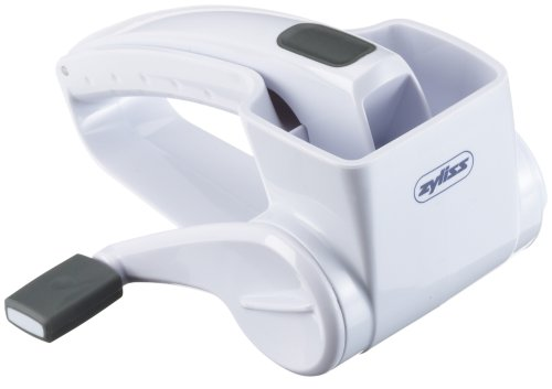 Zyliss ZYL11320 Classic Grattugia, colore: Bianco