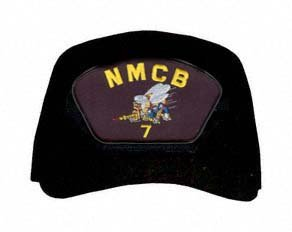 MilitaryBest NMCB 7 Seabees Ball Cap from MilitaryBest