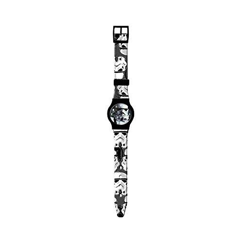 Star Wars Armbanduhr Kids Uhr mit Zeiger 41446