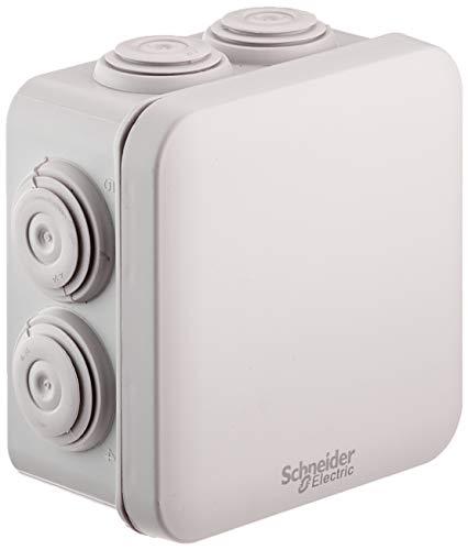 Schneider Electric SC5ENN05124 Mureva Scatola di derivazione, Grigio
