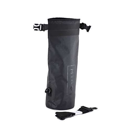 Silent Pocket Waterproof Faraday Dry Bag - Military-Grade Nylon 2.5 Liter Faraday Bag - RFID Signal Blocking Dry Bag/Waterproof Backpack Protects Electronics from Water, Spying, Hacking