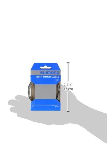 Shimano Schaltzug 1,2mm x 2100mm verzinkt, Y60098070 - 3