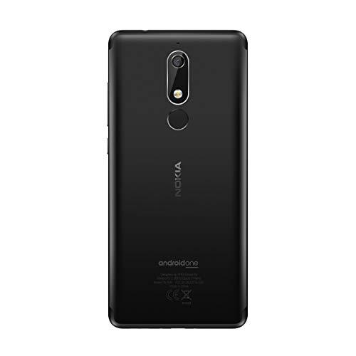Nokia 5.1 Version 2018 Smartphone (5,5 Zoll) 16GB, 2GB RAM - 2