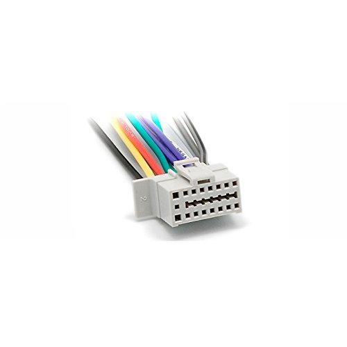 CARAV 15-005 Autoradio Adapterkabel for Panasonic CQ C-/DFX-/DP-/HR-/HX-/MX-/RD-/RDP-/RX-/VCD-Series (Select Models) 16-Pin(22x11mm)