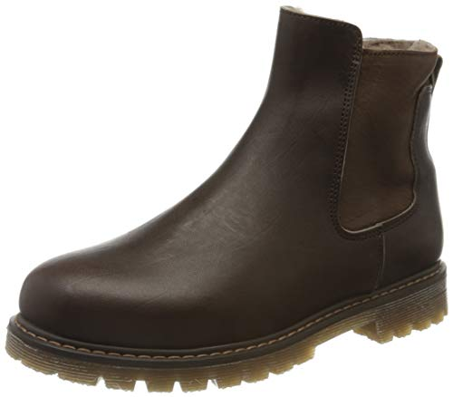 Bisgaard Unisex-Kinder Noel boot Stiefel, brown, 38 EU