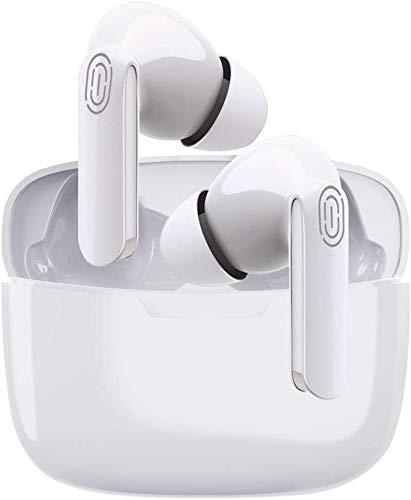 Auriculares Bluetooth 5.1 Auricular Inalámbrico reducción de Ruido estéreo 3D HD...