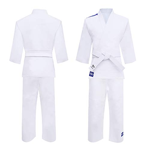 Starpro Judo Kimono Gi 250 grammes | Mélange de Coton de qua