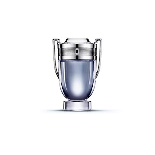 Paco Rabanne Invictus Spray for Men, 3.4 Ounce