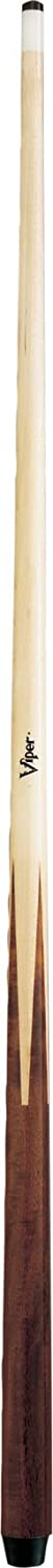 Viper Commercial//House 1-Piece Canadian Maple Billiard//Pool Cue