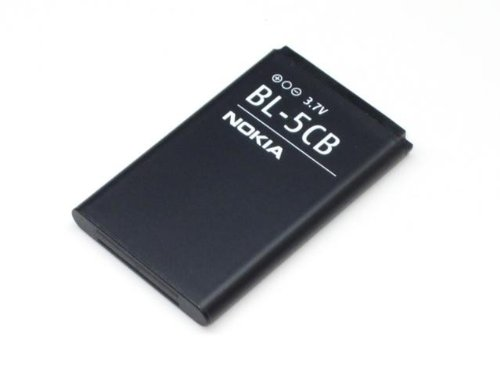 Nokia BL-5CB 3,7V 800mAh Akku