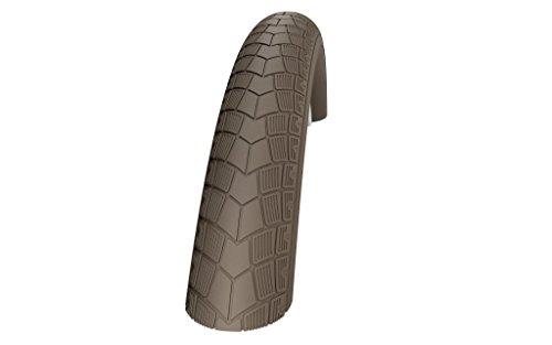 Impac BigPac PP Fahrrad Reifen // 50-622 (28×2,00´´), Ausführung:braun Reflex, Drahtreifen