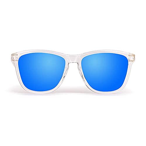MIZUKOO Gafas de Sol Polarizadas Unisex Modelo AKIRA Ice Light Blue