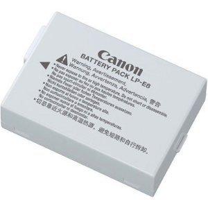 Canon LP-E8 accupack