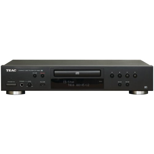 1 - CD Player with USB & iPod(R) Digital Interface, Supports CD, CD-R/RW, MP3, USB & iPod(R), USB port for iPod(R) digital interface & USB memory record/play, CD-P650
