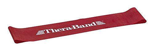 Thera-Band Loop klein mittel rot Koordinationsübungen