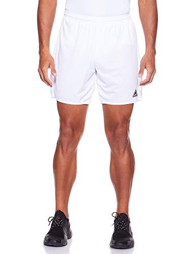 Adidas Parma 16 SHO, Pantaloncini Uomo, Bianco (White/Black), M