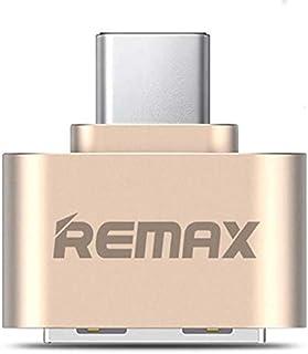 Remax OTG USB Type-C - Gold