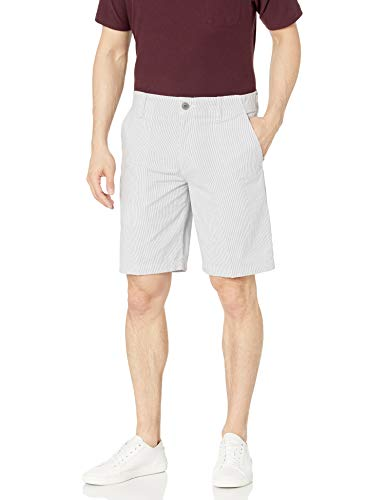 Lee Men's Performance Series Extreme Comfort Short, Blue Pinstripe, 36