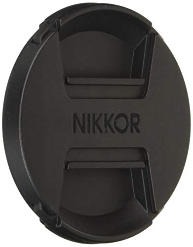 Nikon LC-72B - Cámara Digital (72 mm, Tapa de Objetivos, 7,2 cm, Color Negro, cámara Digital, NIKKOR Z 24-70 mm, 1:4 S, plástico)