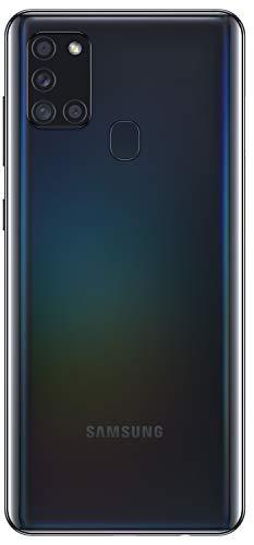 Samsung Galaxy A21s (Black, 4GB RAM, 64GB Storage) with No Cost EMI/Additional Exchange Offers