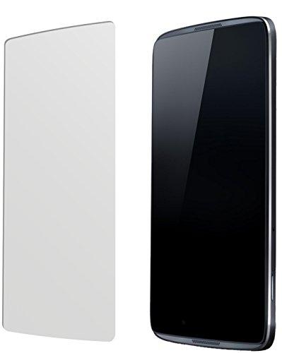 dipos I 2X Schutzfolie matt kompatibel mit Alcatel One Touch Idol 3 (4,7 Zoll) Folie Bildschirmschutzfolie