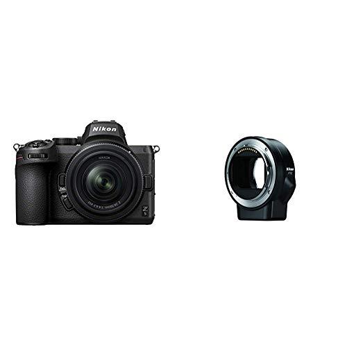 Z 5 w/NIKKOR Z 24-50mm f/4-6.3 with Nikon Mount...