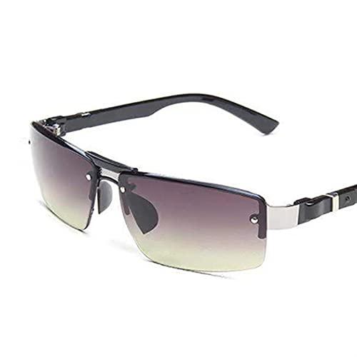 WDEEFR Frio Moda Photogrómetros Polarizadas Gafas de conducción Viajes Pesca Gafas de Sol (Lenses Color : 4, Size : One Size)