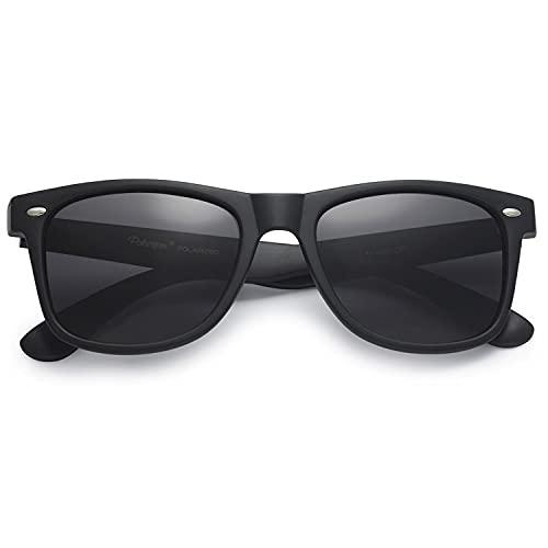 Polarspex Mens Sunglasses - Retro Sunglasses for Men & Women - Driving, Fishing Sunglasses For Men - Polarized Cool Shades