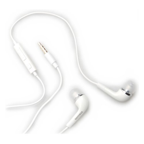 Samsung EHS64AVFWE Kit Kopfhörer Stereo weiß