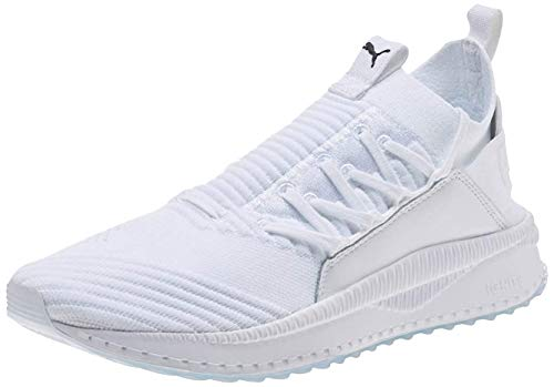 Puma Tsugi Jun, Zapatillas Unisex Adulto, Blanco White White 02, 41 EU