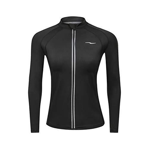 Noennull Sauna-Anzug für Damen, Schweiß, Gewichtsverlust, schlankes Fitness-Kleidungsstück