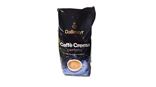 Dallmayr Crema perfetto mild und aromatisch 1.000g in Bohne NEU noch mehr Crema