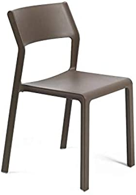 Divero 2er set silla de jardín alto Lehne silla plegable silla teca con reposabrazos teca