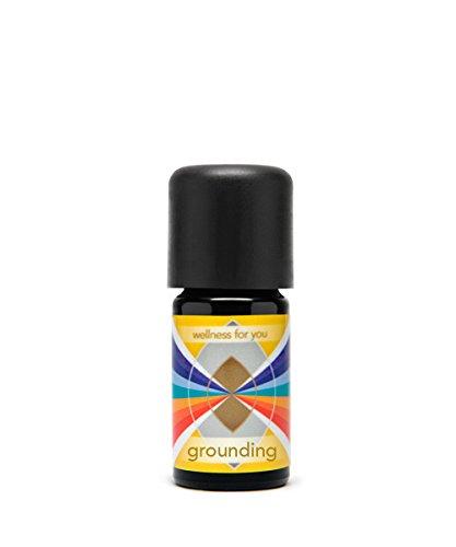 grounding - Erdung* Ätherische Ölmischung von aurelia essential oils, 5 ml