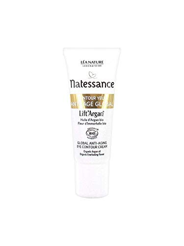 Natessance Lift'Argan Contour Yeux Anti-age Global,20 ml