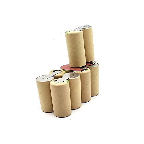 Paquete de recarga de la batería de Seilylanka para el taladro inalámbrico GMC 12V 3000mAh Ni-MH 123T