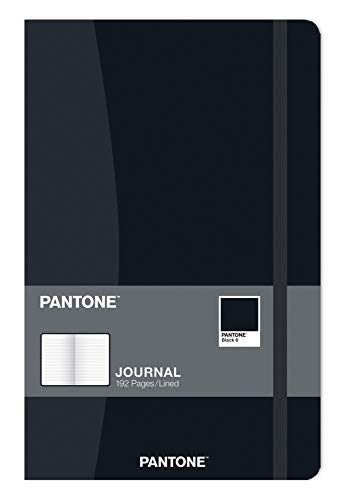 PANTONE PLANNER JOURNAL INFINITE BLACK