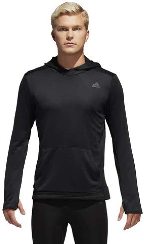 adidas Own The Run フード付きスウェットシャツ