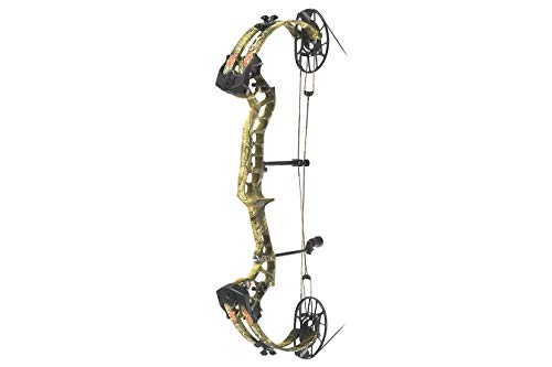 PSE Evolve 28 Compound Bow, Right Hand, 70# (Mossy Oak Country Camo)