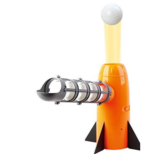 RROWER Baseball automatische Maschine, Tennis Baseball Automatische Serving Pitching Machine Freizeit Sport Spielzeug für Kinder Sport Spiel 3 4 5 6 7-jährig-Jungen-Mädchen
